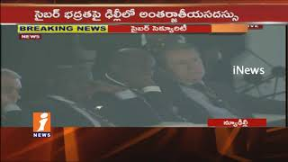 Technology Breaks Barriers | PM Modi at Global Conference On Cyber Space | Delhi | iNews