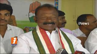 AP PCC Chief Raghuveera Reddy Fires On TDP And YSRCP Over AP Special Status Issues | iNews