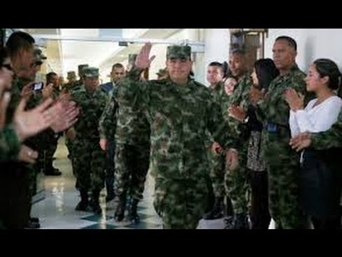 Colombia armed forces boss dismissed over 'disrespectful remarks' News Video