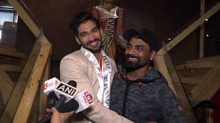 Mr India 2nd Runner Up Pavan Rao Felicitated By Remo D'souza | Bollywood News
