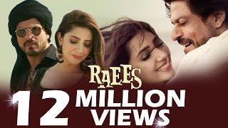 Zaalima Song - Raees - FASTEST 12 MILLION VIEWS Record - Shahrukh Khan, Mahira Khan