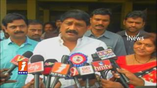Ganta Srinivasa Rao Launches Polio Pluse Camp In Tribal Bhavan At Vizag   iNews