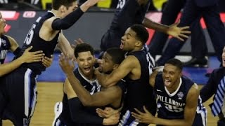 Villanova Tops UNC 77-74 on Jenkins' Buzzer-Beater - News Video