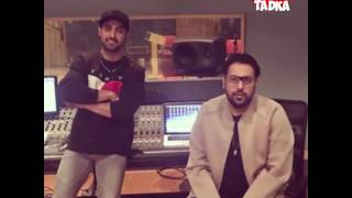 Are Badhshah & Diljit Dosanjh teamed up for Phillauri song ?