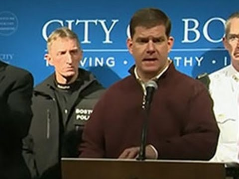 Boston Mayor Urges Patience Over Record Snow News Video