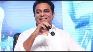 Minister KTR Speech At National Handloom Day Celebrations In People's Plaza | Hyderabad | iNews