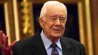 Former President Carter no longer needs cancer treatment