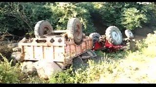 सच या अफवाह - ट्रैक्टर के सामने आई भूतनी और हो गई दुर्घटना, किसान की मौत