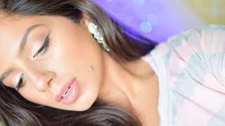 Victoria's Secret Inspired VALENTINE'S Makeup Tutorial