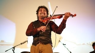 Mahaganapathim Fusion Live Concert- Abhijith P S Nair Live