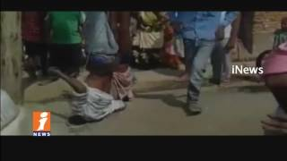Two Thieves Beaten By Natives Due To Accused Of Stealing 2 Chairs In Bihar | iNews