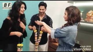 Varun Dhawan Getting Married In Fever 104.0 RJ - Alia Bhatt