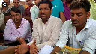 Mukesh, the sarpanch of Mohammadpur