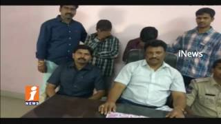 Police Bust Fake Currency Gang In Ibrahimpatnam | 6lak 20 Thousand Notes Seized | Rachakonda | iNews