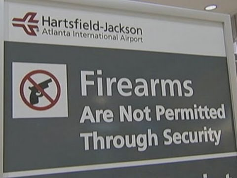Airline Worker Arrested in Gun Smuggling Plot News Video