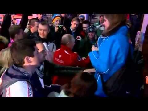 Putin congratulates Austrian gold medal winner News Video