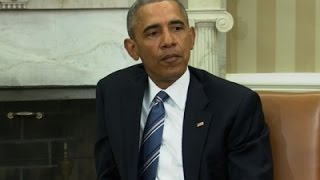 Obama 'Cautious' on Pending Syria Cease-Fire News Video