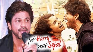 Shahrukh Khan OPENS On Jab Harry Met Sejal Poor Performance