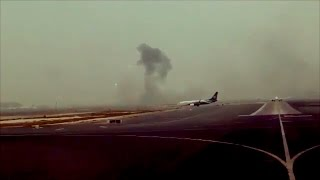 Emirates flight from Thiruvananthapuram to Dubai crash-lands; all passengers safe