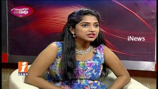 Baahubali Movie Singer Satya Yamini Exclusive Interview | Evaram Athidi | iNews
