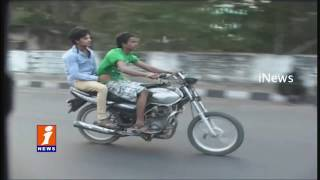 Hyderabad police crack down on youths roaming streets at night | iNews