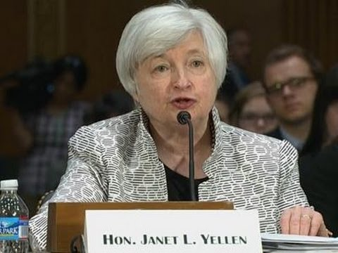 Yellen Says Economy Still Needs Fed Support News Video