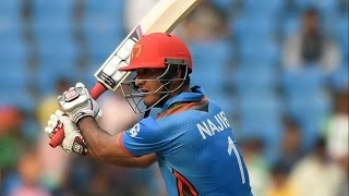 World T20- Afghanistan make 123/7 against West Indies Sports News Video