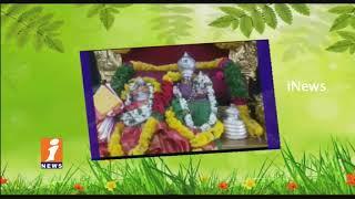 Devotees Huge Rush At Yadadri Sri Laxmi Narasimha Swamy Temple | iNews