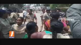 Police Arrest CPM Leaders And Protesters In Tundurru   Protest Against Aqua Food Park   iNews