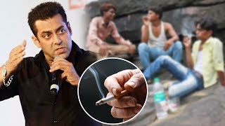 FANS Quit Smoking And Drinking After Salman Khan's Kind Words