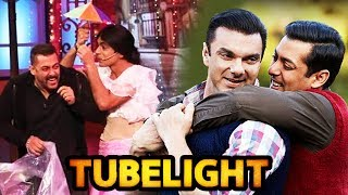 Tubelight Special Episode With Salman & Sunil Grover, Naach Meri Jaan Song BEST Moments - Tubelight
