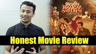 Shubh Mangal Saavdhan Honest Movie Review | Ayushmann Khurrana,Bhumi Pednekar