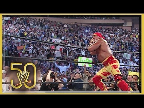 """50 Years of WWE! - """"The History of WWE: 50 Years of Sports Entertainment"""" - WWE Wrestling Video"""