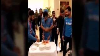 Team India Celebrate after winning t20 series with england  ( चहल के साथ मस्ती करती टीम इंडिया )