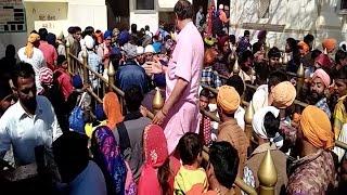 शक्तिपीठ नैनादेवी में धूमधाम से सम्पन्न हुआ होला मोहल्ला मेला