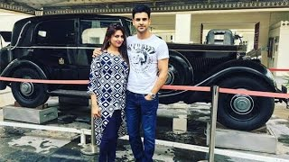 Vivek Dahiya and Divyanka Tripathi Dahiya's Romantic Getaway in Udaipur!