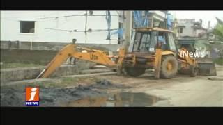 No Proper Drainage Maintenance  In Kadapa Municipality | People Facing Huge Problems | iNews
