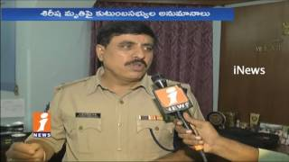 DCP Venkateswara Rao Face To Face Over Beautician Sirisha Case | iNews