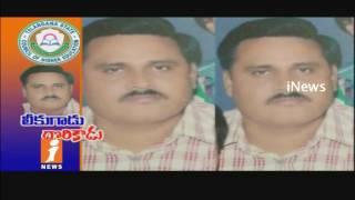 Telangana EAMCET Paper Leakage Prime Accused  SB Singh Arrested | iNews
