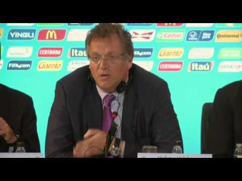 FIFA Expresses Concern Over Stadium Delays News Video