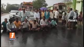 Farmers Suffer Due To Unseasonal Heavy Rain In Telangana   iNews