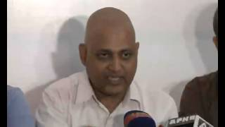 Somnath Bharti discusses about the hearing from High Court on DCW