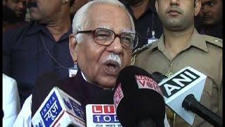 नवनिर्वाचित विधायकों की बैठक में होगा सीएम का निर्णय- राम नाईक