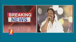 Dasari Narayana Rao Admitted In Kims Hospital With Lungs Infection | Hyderabad | iNews