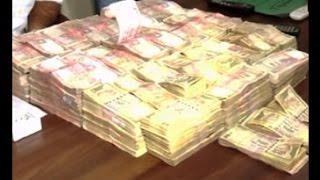 Rajkot- Police seize Rs 1.15 crore cash