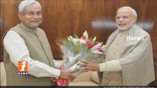Nitish Kumar Meeting With Modi Ahead Of President Election | iNews