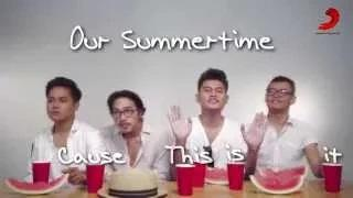 MOWNS! ft. FADE2BLACK - Summertime (Lyric Video)