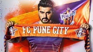 Unveiling The New Face Of Fc Pune City Arjun Kapoor || Arjun Kapoor New Brand Ambassador