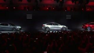 Tesla- Over 115,000 Reservations For New Model 3 - News Video
