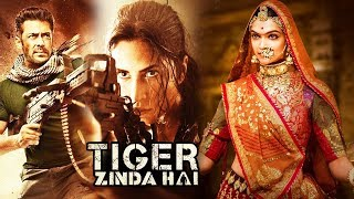 Katrina's Role In Tiger Zinda Hai Revealed, Deepika REACTS To Ghoomar DANCE In Padmavati
